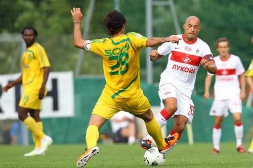 «Васлуй» vs «Спартак» 3:0 контрольный матч 2011 (Фото)