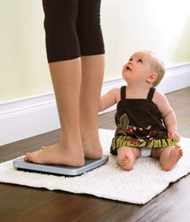 Как вернуть стройное тело после родов