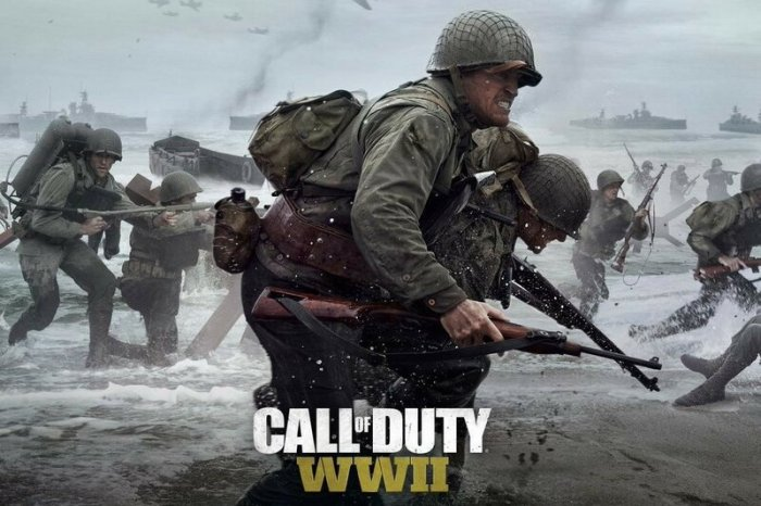 Обзор Call of Duty: WWII
