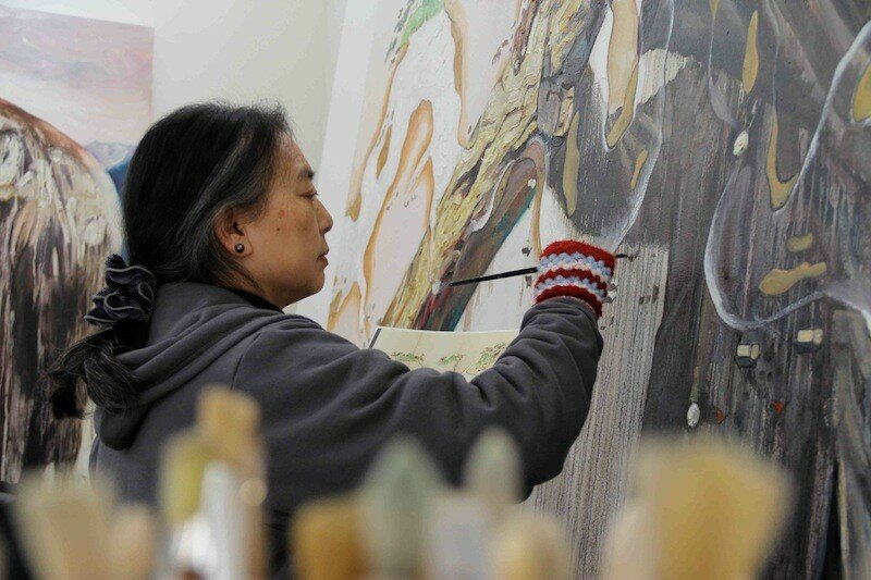 Известные китайские художники, популярные во всем мире