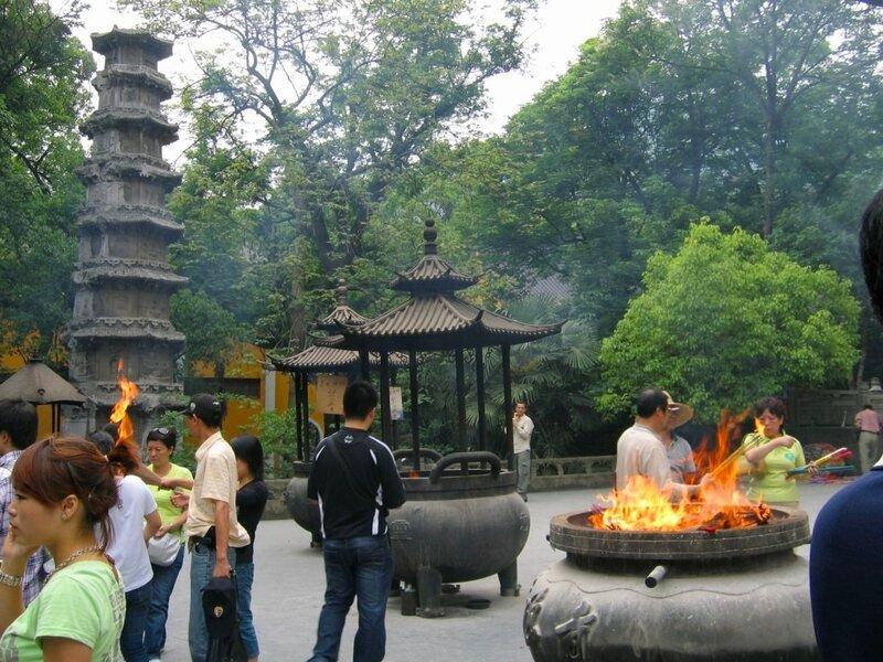 Монастырь Линъиньсы, Ханчжоу