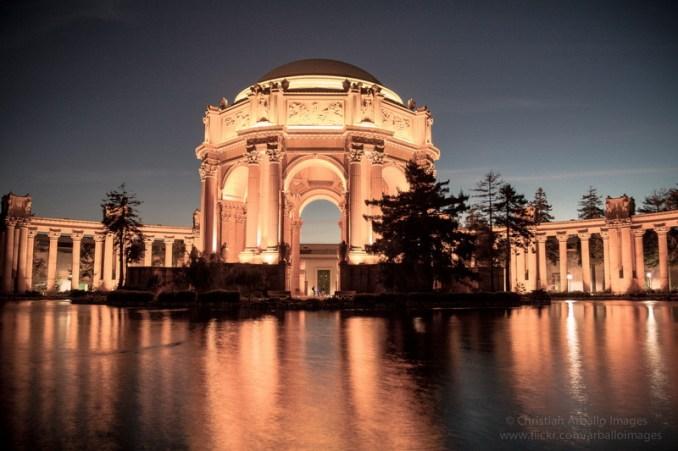 Кристиан Арбальо. Фотографии Сан Франциско
