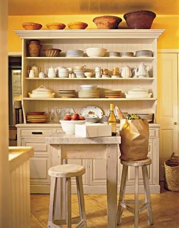 красивый интерьер кухни