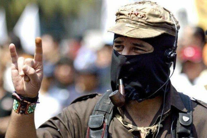 Субкоманданте Маркос: первый революционный вождь в балаклаве