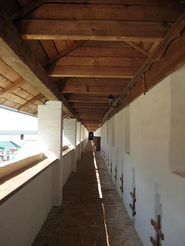 Саввино-Сторожевский монастырь. Галерея.