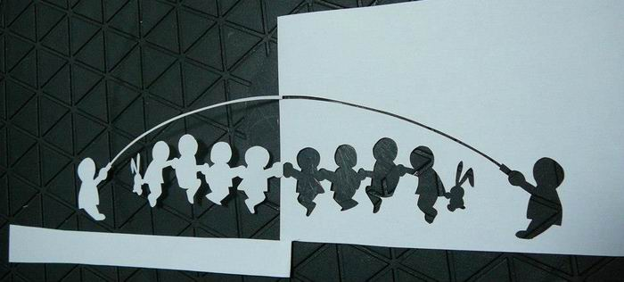 Виртуоз бумажной резьбы - Akira Nagaya / Акира Нагая. 30 фото