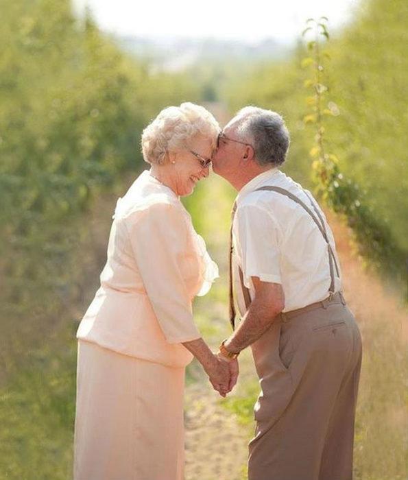 Самые пожилые молодожены мира, жениху – 103 года!