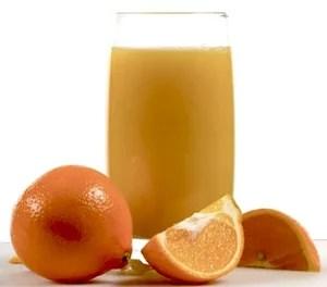 Герпес на губах - лечение апельсином
