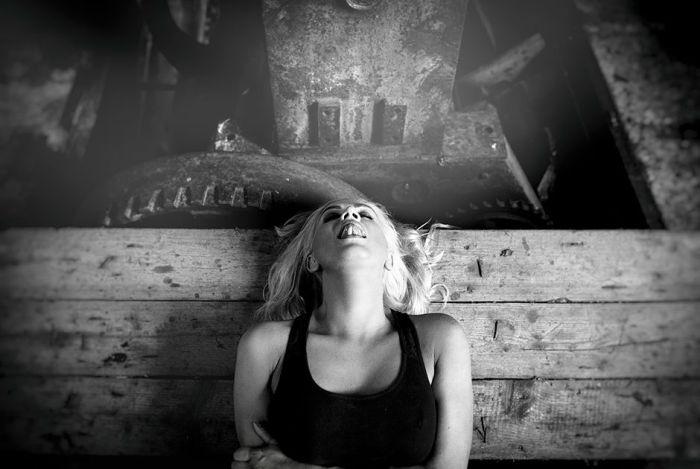 Альберт Поцей: фотографии с женщинами к Международному дню оргазма