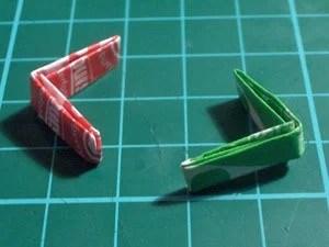 браслет из бумаги мастер-класс