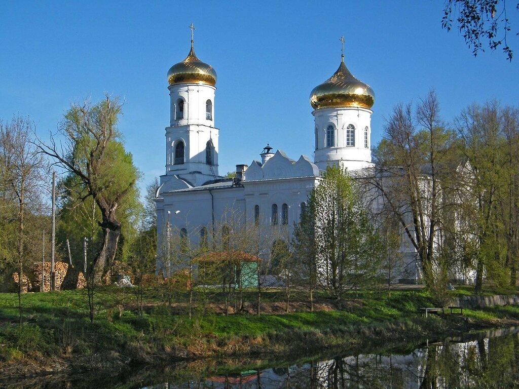 город Вышний Волочек, города России