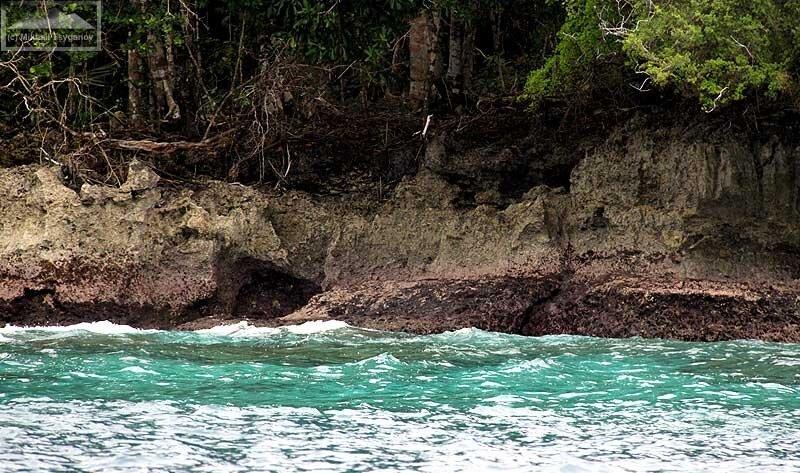 Островки у Биака