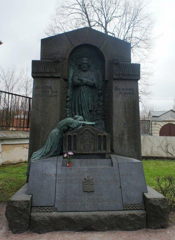 Некрополь АлександроНевской лавры melanyja