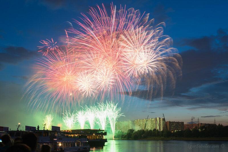 Fireworks Festival 2016 / Фестиваль фейерверков 2016