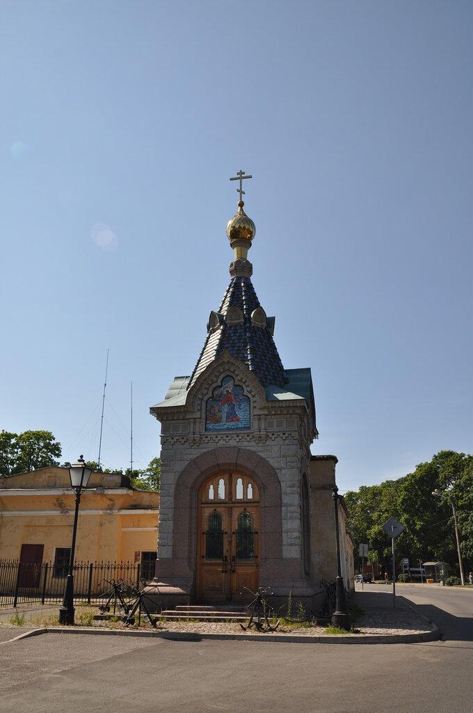 Кронштадт, города России
