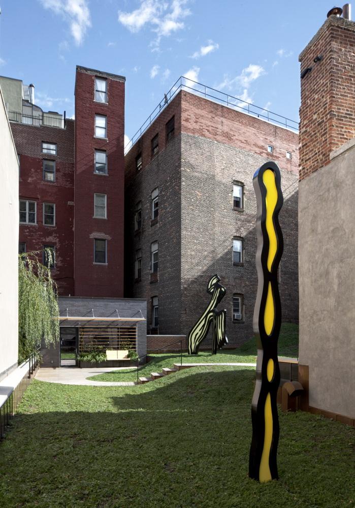 Реконструкция дома-студии Роя Лихтенштейна/Roy Fox Lichtenstein