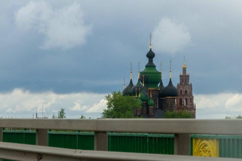 Церковь Иоанна Предтечи в Толчкове, Ярославль