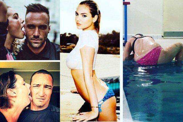 Австралийская актриса пародирует Instagram посты знаменитостей