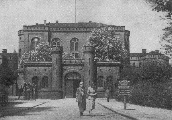 Шпандау Тюрьма Фото