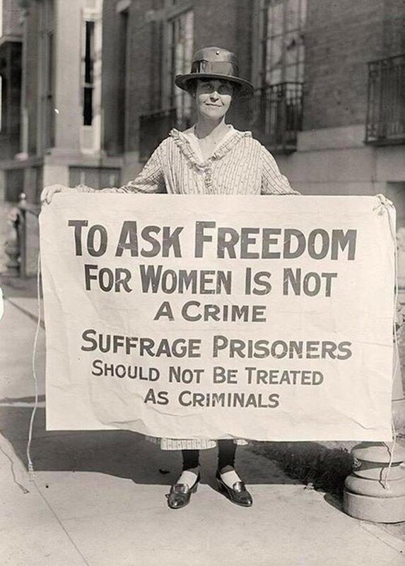 Женщины, которые изменили наш мир! И продолжают его менять
