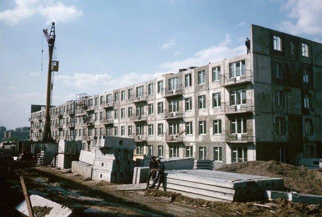 Apartment Construction, Russia