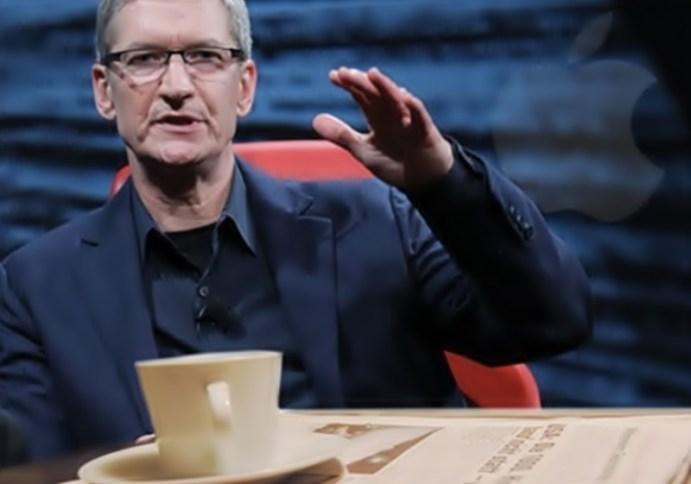 Самая дорогая чашка кофе с директором Apple