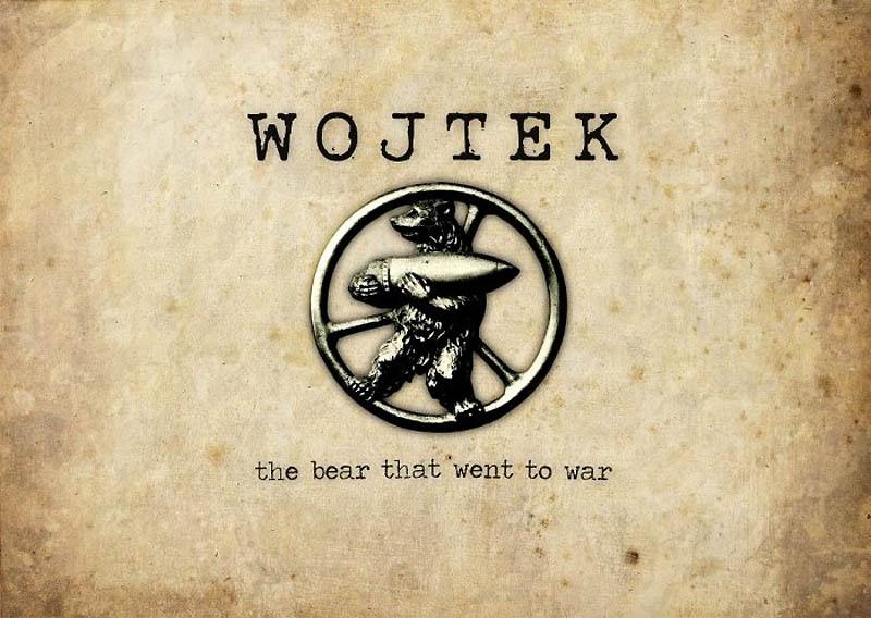 Wojtek - медведь, ставший легендой