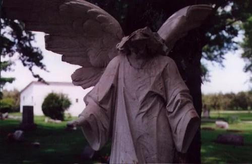 Кладбищенские истории Городские легенды Америки ЖЖ