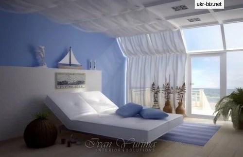 Living room design coastal style