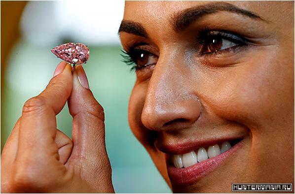 Завораживающий блеск самых дорогих бриллиантов