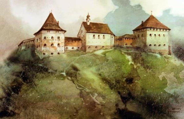 «Zamki na Kresach» (2008), альбом Збігнева Щепанека