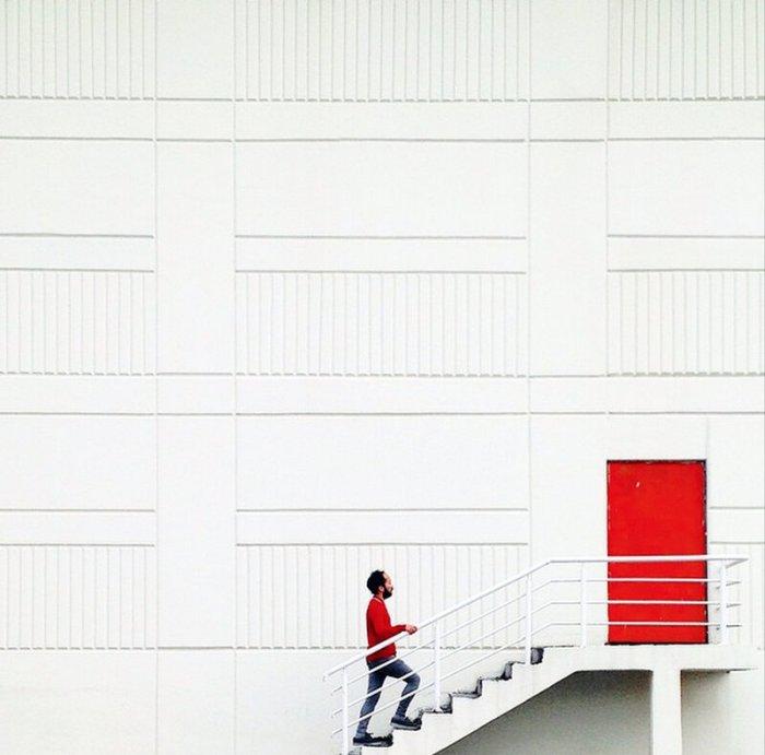 Стамбульский разноцветный минимализм. Йенер Торун.