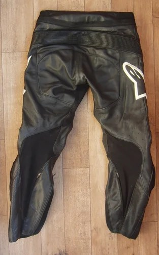 Продаю Кожаные Мотоштаны Alpinestars Track Pants