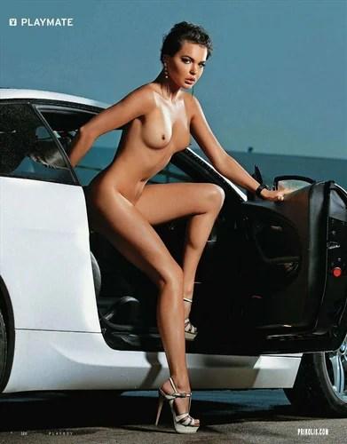 Инесса Тушканова Playboy