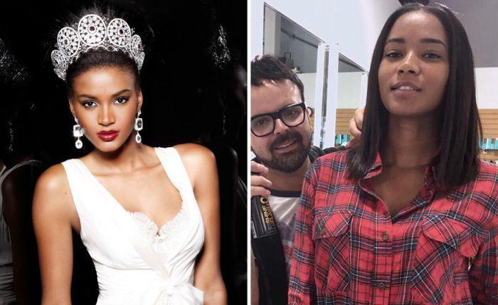 """Паулина Вега, Колумбия, """"Мисс Вселенная 2014"""""""