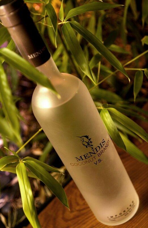 Mendis Coconut Brandy - $1 млн. алкоголь, стоимость