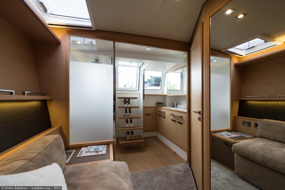 Catamarán Lagoon 620 para 1,5 millones. Euro
