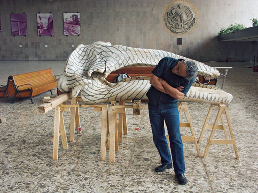 Художник Gabriel Orozco / Габриэль Ороско. Contemporary art