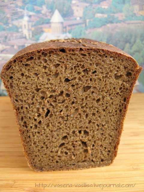 Литовский ржаной хлеб с тмином: vasena_vasilisa — LiveJournal
