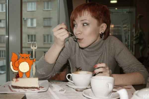 Крошка Ши и её хозяйка Леся Гусева. Девичьи истории.  В борьбе с весенней депрессией