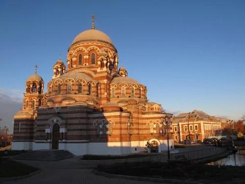 Лучшие храмы Подмосковья 2012 Часть вторая Быково