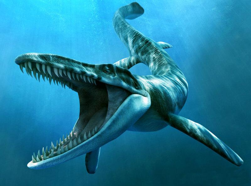 наконец морской динозавр картинка удалила