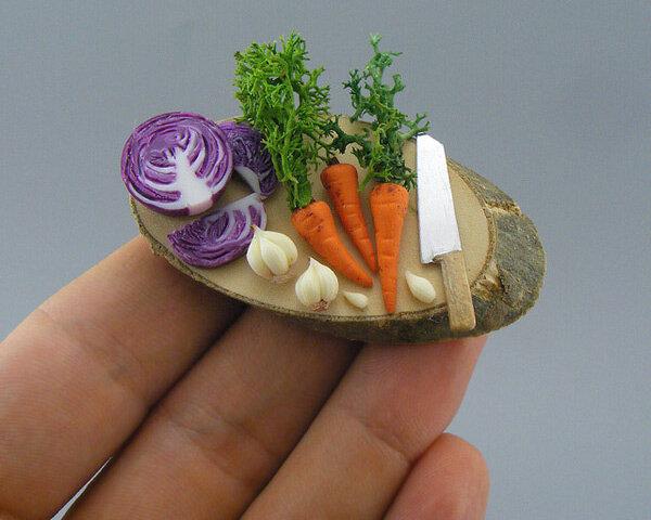 Кулинарный шедевр на кончике пальца!