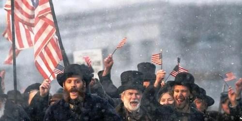Линкольн 2012