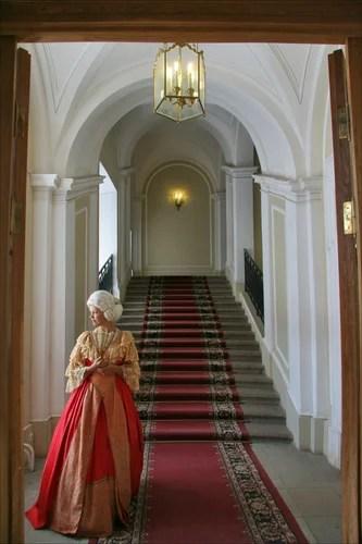 Гатчинский дворец. Парадная лестница