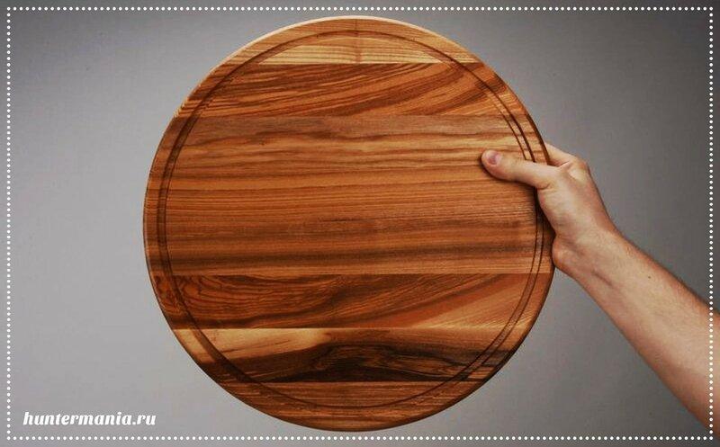 Долгая жизнь деревянной разделочной доски