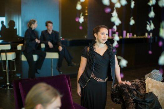 Церемония награждения призеров Первого Дальневосточного конкурса ювелирного искусства «Искушение роскошью»