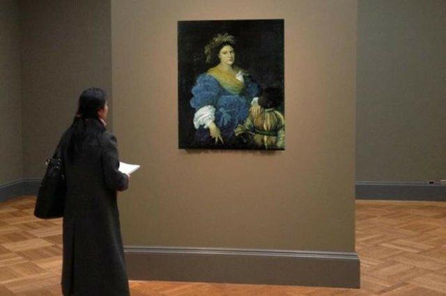 Кольори нації. 10 картин у жовто блакитних тонах, від Тіціана до Мондріана