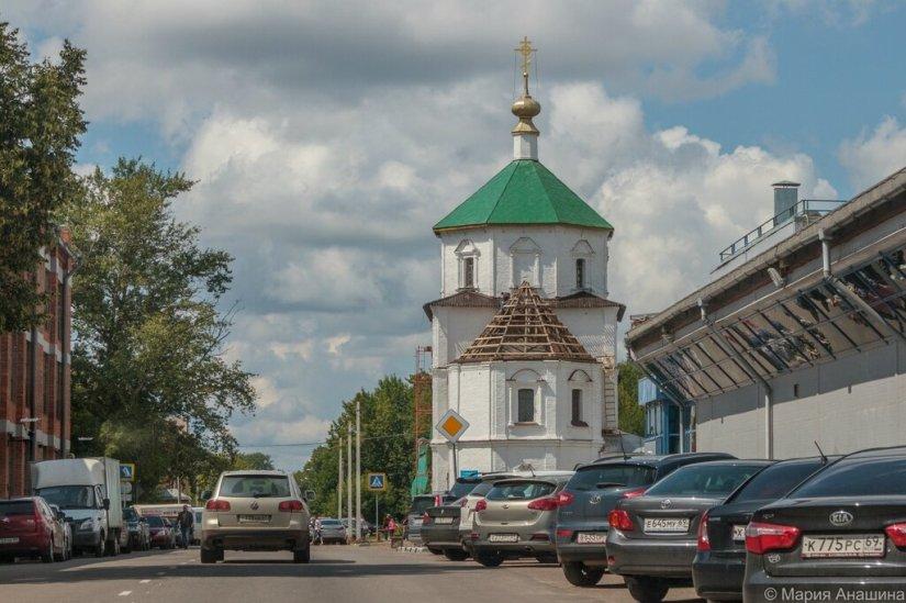 Церковь Бориса и Глеба в Твери