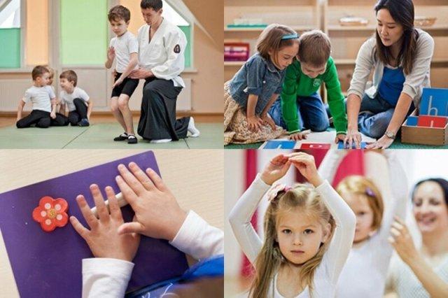 Развитие ребенка со студией детского творчества CleverKids